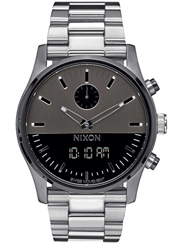 nixon-duo-color-gunmetal-talla-one-size