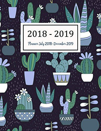 Read Planner July 2018 December 2019 Two Year