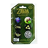Legend of Zelda Ansteck-Buttons 6er-Pack [Edizione: Germania] - Diverse - amazon.it