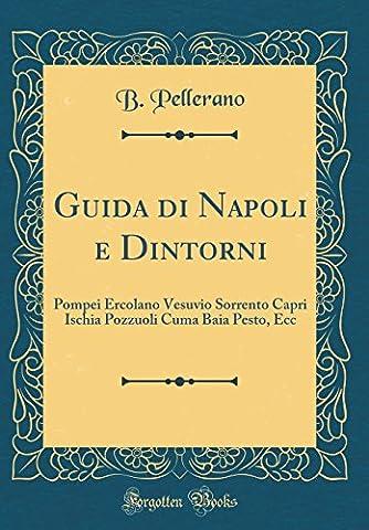 Guida di Napoli e Dintorni: Pompei Ercolano Vesuvio Sorrento Capri Ischia Pozzuoli Cuma Baia Pesto, Ecc (Classic Reprint)