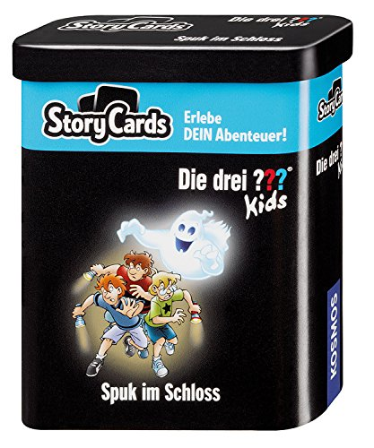 KOSMOS 688608 - Story Cards - Die drei ??? Kids Spuk im Schloss