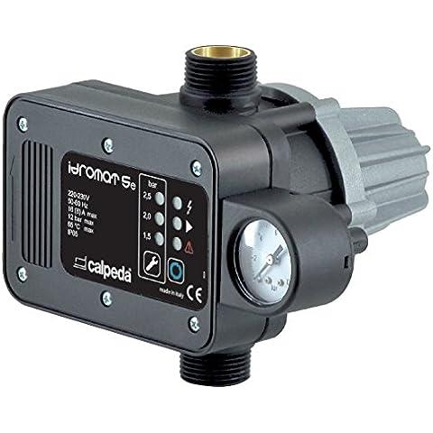 Regulador Bomba IDROMAT 5-15 Presion Arranque 1,5bar 115V-230V 50/60Hz CALPEDA