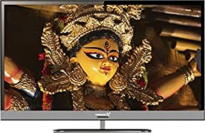 Videocon Pixus Plus VJU40FH11XAF 102cm (40 inches) Full HD LED TV (Black)