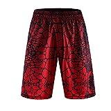 Best Pantalones cortos de baloncesto - 1Bests hombres corriendo baloncesto deportes pantalones cortos Thin Review