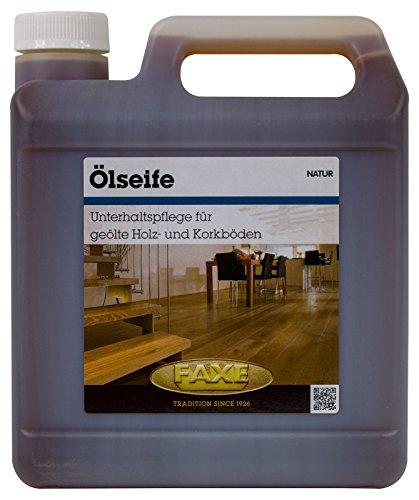 2,5 Liter Holzboden Seife Boden Kork Holz Oelseife ()