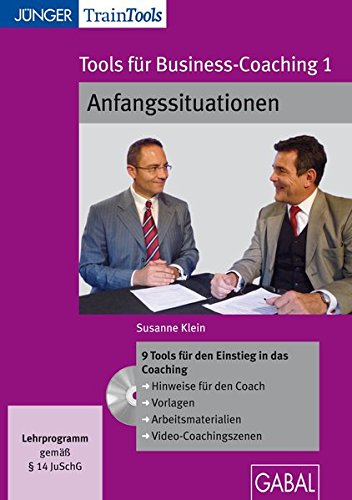 Tools für Business-Coaching 01: Anfangssituationen