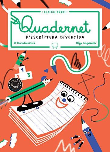 Quadernet D'Escriptura Divertida Volum 2