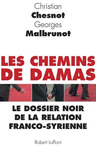 Livre Les Chemins de Damas pdf