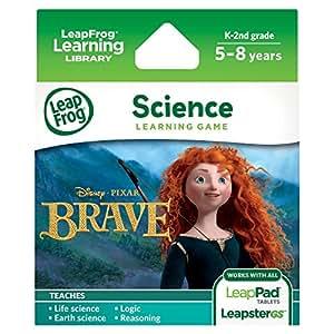 LeapFrog Explorer Game: Disney-Pixar Brave (for LeapPad and Leapster)