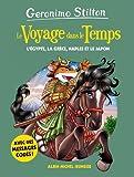 Le Voyage dans le Temps, Tome 8 : L'Egypte, la Grèce, Naples et le Japon...