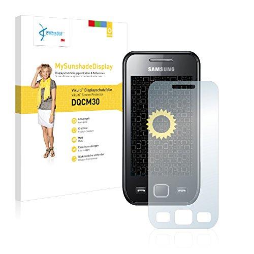 Vikuiti DQCM30 Displayschutzfolie für Samsung GT-S5250 matte Schutzfolie, hartbeschichtete Folie