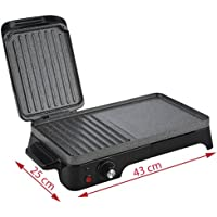 Adler Grill Electric Black and Grey, Talla Única
