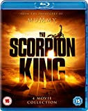 The Scorpion King 1-4 Boxset