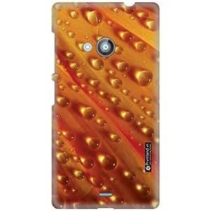 Printland Back Cover For Nokia Lumia 535 - Nature Art Designer Cases