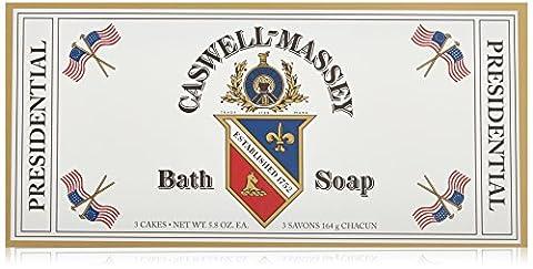 Collection Caswell-Massey Savon présidentielle