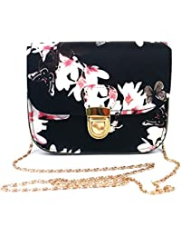 Blingg Floral Mania Sling Bag Gift For Women's & Girl's/Fashionable Sling Bag For Women/Women Stylish PU Leather...