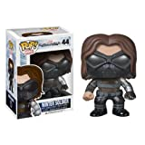 Funko - Pdf00003976 - Figurine Cinéma - Pop - Marvel - Captain America 2 - Winter Soldier