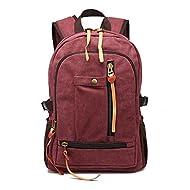 Outdoor peak sac à dos d'ordinateur loris école scolaire cartable duffle toile