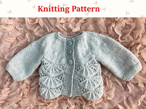 Billig Jacket Knitting Pattern No 56 To Fit 0 To 3 Month Old Baby