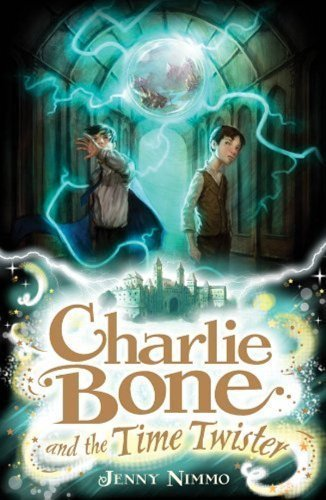 Charlie Bone and the Time Twister by Nimmo, Jenny (2012) Paperback