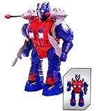 Toyshine Musical Walking Toy Optimus Robo