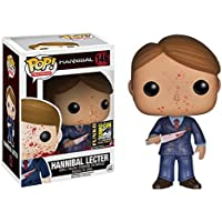 SDCC 2014 Funko Pop Exclusive TV #146 Hannibal Lecter (Blood Splattered) by FunKo