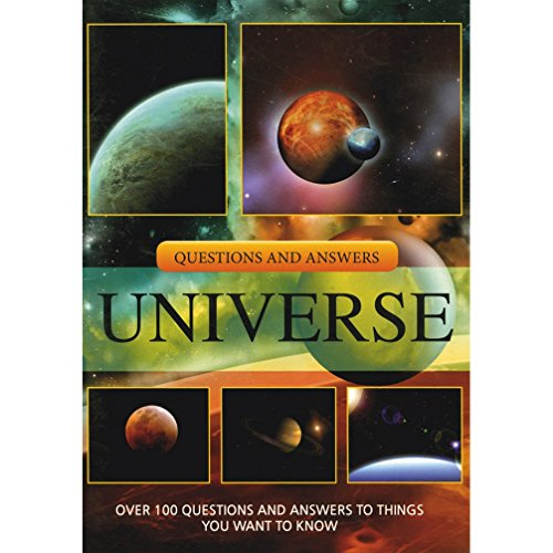 Questions & Answers: Universe [Paperback] [Jan 01, 2012] NA [Paperback] [Jan 01, 2017] NA