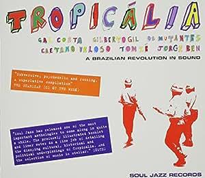 Tropicalia: A Brasilian Revolution In Sound