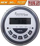 Frontier Euro Digital Timer programmable Controller TM-619-2-h - Best Reviews Guide