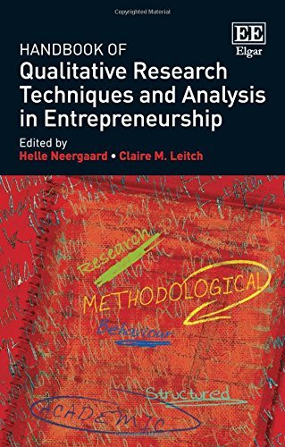 Handbook of Qualitative Research Techniques and Analysis in Entrepreneurship (Research Handbooks in Business and Management series) by Helle Neergaard (2015-12-30)