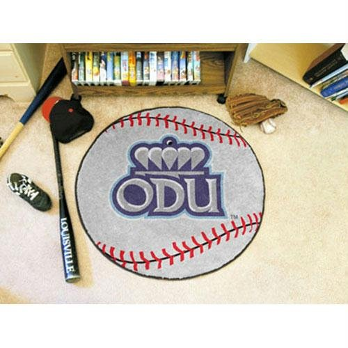 Fanmats 00961 Old Dominion University Baseball Rug Dominion Baseball