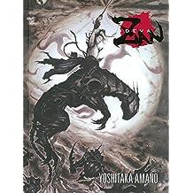 Deva Zan by Yoshitaka Amano (2013-02-05)