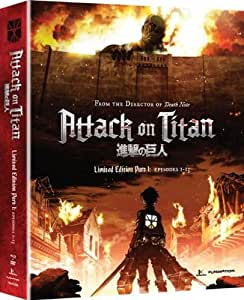 Attack on Titan - Part 1 [Blu-ray]