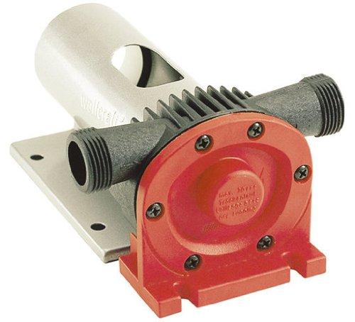 Preisvergleich Produktbild Wolfcraft 2206000 Pumpe Schaft 8 mm, mit Maschinenhalter 3000 l/ h