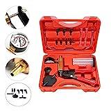 Wadoy Federboa 2in 1Vakuum-Entlüftungsset Hand Held Vakuumpumpe Tester Set für Automotive Tuner Tools mit Adapter und Fall durch