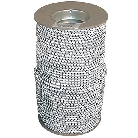 Keeper 06175 300' x 3/8 Marine Grade Bungee Cord Reel by (Keeper Bungee)