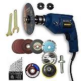 Best Cutting Machines - Tools Centre 10mm Reverse Forward Drill Machine Cum Review