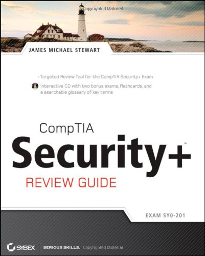 CompTIA Security+: Review Guide: Sy0-201