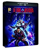 Les Aventures de la Ligue des justiciers - Dieux et monstres [Ultimate Edition - Blu-ray + DVD - Boîtier métal]