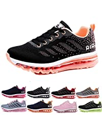 new concept a2a3b 37e71 Uomo Donna Air Scarpe da Ginnastica Corsa Sportive Fitness Running Sneakers  Basse Interior Casual all