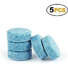 5 limpiaparabrisas fiables sin honghate, respetuoso con el medio ambiente, para limpieza de detergentes