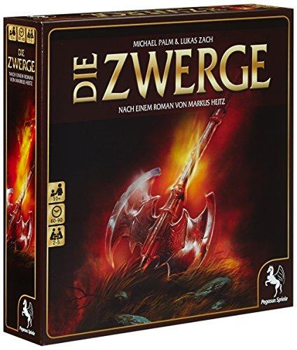 Pegasus Spiele 51925G – Die Zwerge