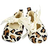 Baby Girl Toddler Leopard Soft Sole Walking Shoes Newborn (0-6 month)