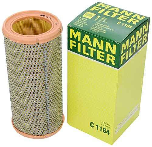Preisvergleich Produktbild Mann Filter C1184 Luftfilter