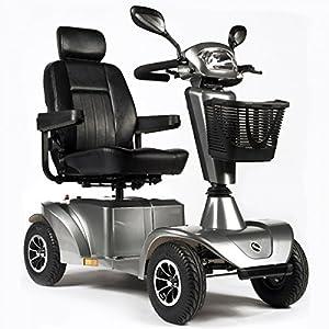 Sterling S700 6 km/h E-Mobil, Elektromobil bis 160kg belastbar das schicke Seniorenmobil inkl. Anlieferung/Einweisung/Aufbau vor Ort