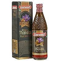 Ganesh Premium Kesaria Thandai Fruit Sharbat(700ml)