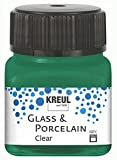 Kreul 16224 Glass and Porcelain Clear, Grün