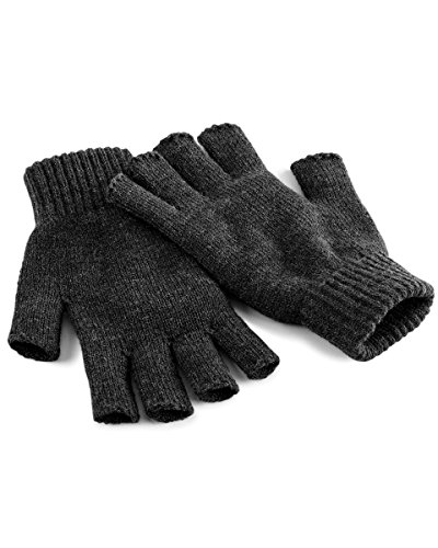 Shropshire Supplies 3M Thinsulate Fingerless Gloves Thermal Insulation