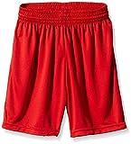 JAKO Herren Shorts Sporthose Palermo, Rot, 1