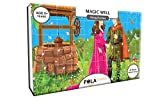 #6: Pola Puzzles Magic Well Tiling Puzzles 60 Pieces For Kids Age 5 years and above Multi Color Size 36CM X 21CM Jigsaw Puzzles for Kids